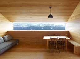 micro cabin gaudin house barn transformed into a small cabin in the swiss alps