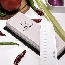best sharpening stones for kitchen knives whetstone knife sharpener 400 1500 grit priority chef
