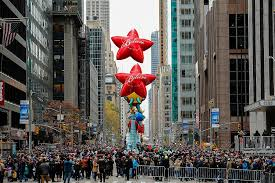 country will be parading around nyc this thanksgiving