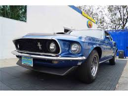 1969 ford mustang for sale on classiccars com 100 available