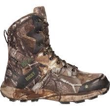 rocky broadhead men u0027s camo hunting boots