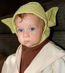 Yoda Halloween Costume Toddler Star Wars Star Trek Baby Costumes