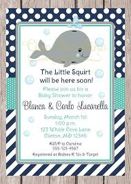 whale baby shower whale baby shower invitations marialonghi