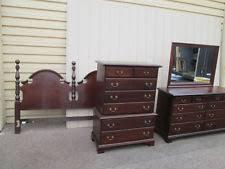 mahogany original antique beds u0026 bedroom sets 1950 now ebay