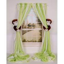 Baby Nursery Curtains Window Treatments - 13 best monkey nursery images on pinterest babies nursery