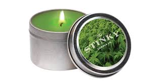 smells like home candles the stinky candle co marijuana scented candle culture magazine