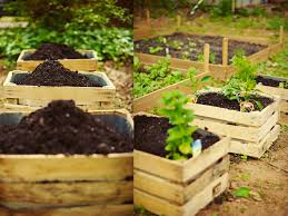 Raised Garden Beds From Pallets - pallet habitats a beginners guide for the birds and the bees