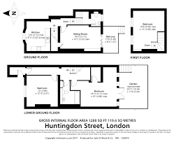 huntingdon street barnsbury islington london n1 3 bedroom