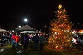 photos penacook lights up tree