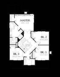 mascord house plan 2275 the milford