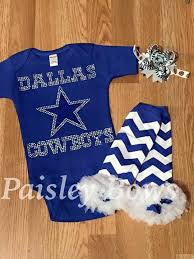 dallas cowboys fan baby clothes pinterest cowboys babies