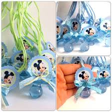 mickey mouse baby shower 12 mickey mouse baby shower pacifiers mickey mouse baby