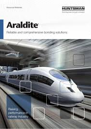 bonding solutions for railway industry market brochure