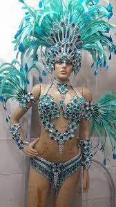 carnival brazil costumes blue luxury 10 samba costume brazil costume