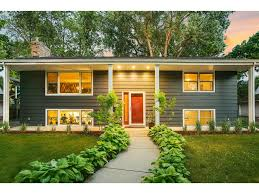 split houses image result for 1960 split level exterior remodel home
