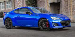 subaru brz white black rims 2018 subaru brz pricing and specs photos 1 of 7