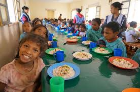 madagascar salesian feeding programs provides free lunch to 300