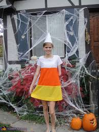 candy corn costume photo 2 2