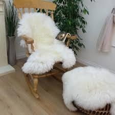 White Sheepskin Rugs White Sheepskin Rug Wool Cottage Ltd