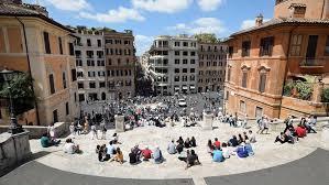 spanische treppe in rom rom luxuslabel will die berühmte spanische treppe vergittern