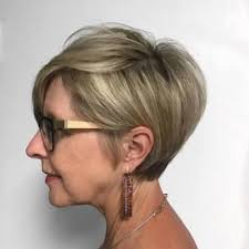 15 photo of short hairstyles for ladies over 50
