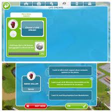 the sims freeplay life dreams u0026 legacies quest the who games
