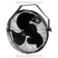 amazon com wet location fan 18 inch indoor outdoor wall ceiling