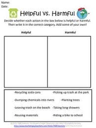 reduce reuse recycle interactive notebook foldable 3r science