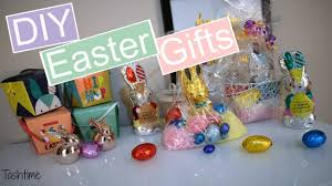 diy easter gifts 2017 tashtime youtube