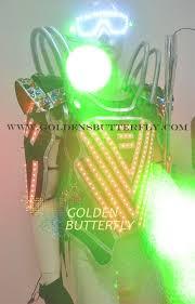 Halloween Costumes Led Lights by Aliexpress Com Buy Led Light Clothing Gem Design Luminous