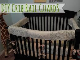 Convertible Crib Guard Rail Exquisite Diy Crib Rail Guards Sewing Pinterest Crib Rail