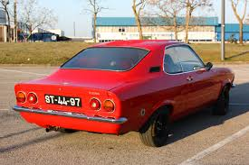 1972 opel manta opel manta review and photos