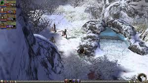 the siege 2 dungeon siege ii act ii chapter 7 the siege of snowbrook