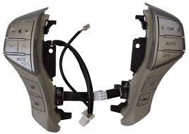 2008 2010 toyota avalon steering wheel audio hvac controls light