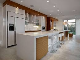 Modern Kitchens With Islands by Wonderful Kitchen Island With Breakfast Bar Ideas Designs Pictures