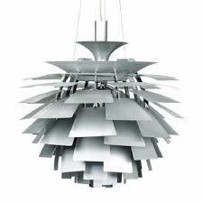 Artichoke Chandelier Poul Henningsen Pendant Light Artichok Lamp 72cm Design Pendant