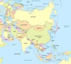 Where Is Syria On The World Map file asia administrative divisions de colored svg wikimedia