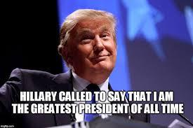 Slacker Meme - she said that i am actually more presidential than that slacker abe