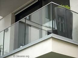 glas balkon balkongeländer glas search railings