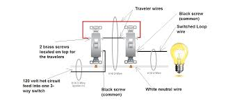 three way switch wiring diagrams elvenlabs com