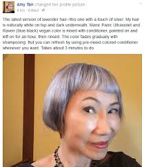 rinsing hair with coke generation x confounded by the granny hair trend coke in a green