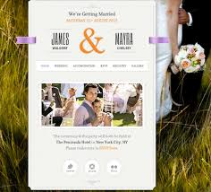 wedding web top selection of wedding invitation website theruntime