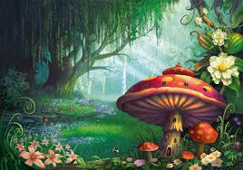 kids wallpaper wall murals wallsauce enchanted forest mural wallpaper