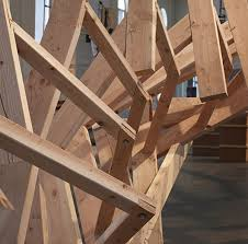 monolithic wood joints architecture built pinterest wood