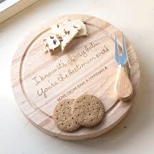 personalized cheese board set personalised wooden cheeseboard set i it s cheesy but