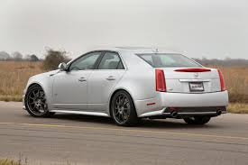 2008 cadillac cts performance aftermarket cadillac cts v by hennessey performance autoevolution