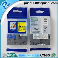 how to install brother p touch tape compatible for brother p touch laminated tz label tape tz2 s611
