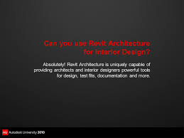 bimteriors autodesk revit architecture for commercial interior