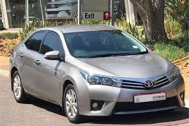 toyota corolla 1 8 2015 toyota corolla 1 8 exclusive auto cars for sale in gauteng
