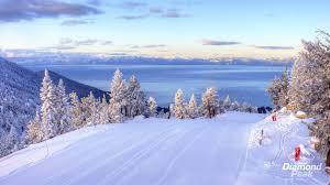 magical winter in beautiful lake tahoe cedar glen lodge